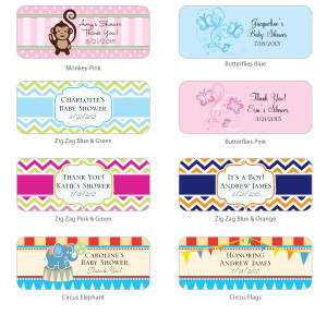 Personalized Exclusive Baby Hand Sanitizer (Many Designs Available)