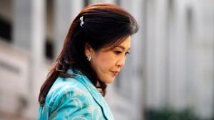 Yingluck Shinawatra an geheimem Ort festgehalten Yingluck Shinawatra