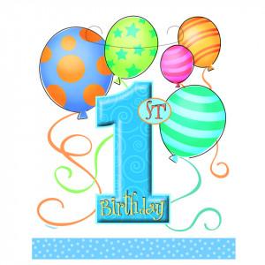 1st birthday boy party themes