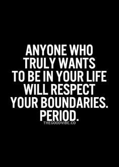 Boundaries Quotes