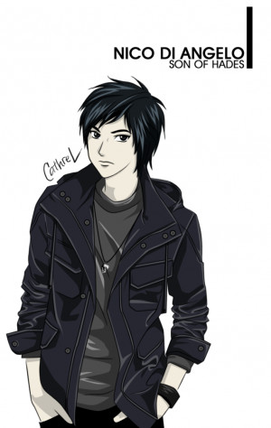 Nico di Angelo V2.0 by germanmissiles