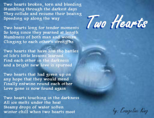 two hearts one love quotes two hearts one love quotes two hearts one ...