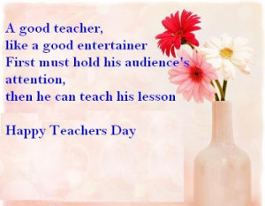 Happy Teacher's Day 10 - TEACHER IS A PERSON WHO ALWAYS HELPS ...