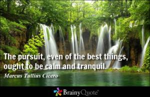 Calm Quotes