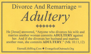 Bible Quotes About Divorce