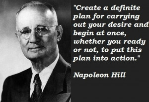 Napoleon hill famous quotes 1