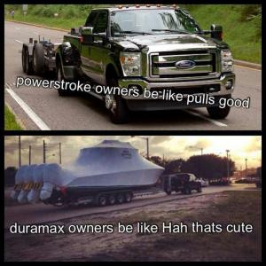 Ford Powerstroke Jokes
