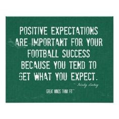 Inspirational Football Quotes More