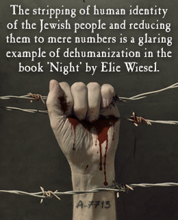 Examples of Dehumanization in 'Night' by Elie Wiesel