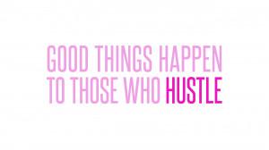 Hustle Quotes 2560x1440
