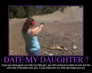 So You Want to Date My Daughter? [A Response]