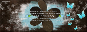 Happiness Facebook Cover