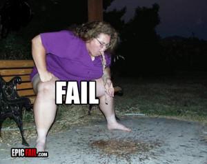 Drunk Women Fail