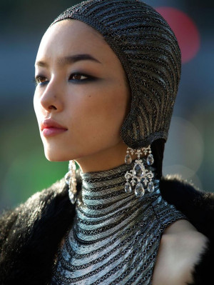 Fei Fei Sun: Hans Feurer, Vogue Paris, October 2011, Fei Fei Sun ...