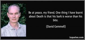 quotes about friends who died