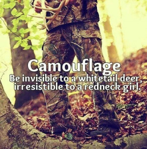 Camo Country Girl Quotes