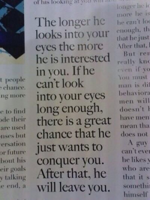 quotes about looking into eyes quotesgram
