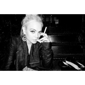 Lohan's Terry Richardson Photo Shoot lindsay-lohan-terry-richardson ...