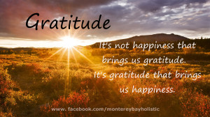An Attitude of Gratitude Hangout: Guided Meditation & Discussion