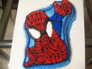 Spider Man Happy Birthday