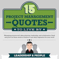 Project Management Inspirational Quotes