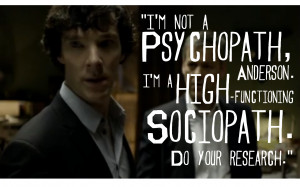 sherlock holmes quotes Photo