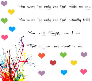 sweet quotes photo: Your the only one... sweet.png