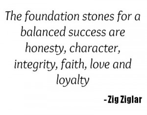 personal integrity quotes
