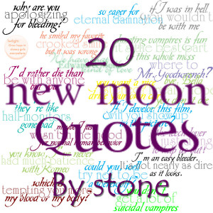 New Moon Quotes by faeriewishes