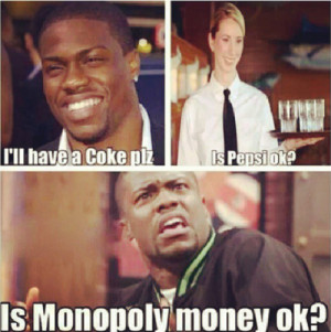 Kevin Hart Funny Instagram Quotes