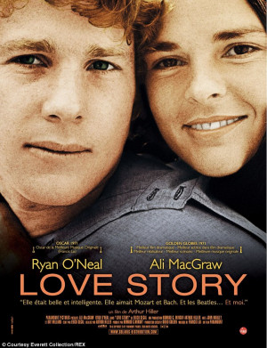 ... , 76, and Ryan O'Neal, 73, from 1970's Love Story reunite in NYC