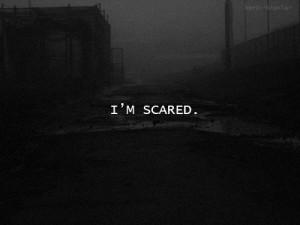 scary horror street Scared dark darkness medo