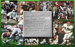 Mike Ditka Ultimate Football Download 1991 Sports Game