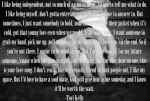 Dear No One- Tori Kelly: Lyrics Songs, Heart, Lyrics Obsession ...