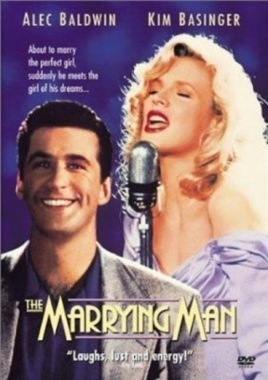 The Marrying Man Movie Poster