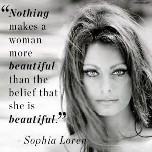 Sophia Loren...Beautiful