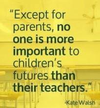 National Teacher Month Sept