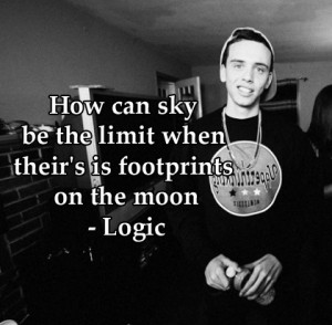Logic Rapper Tumblr Quotes Logic Rapper Quotes