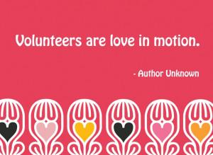 Volunteers Quotes. QuotesGram