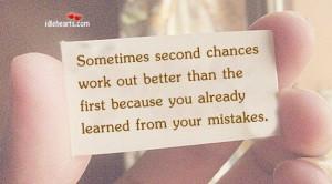 Mistakes happen