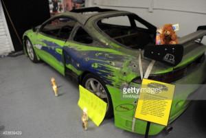 Brian O'Connor's 1995 Mitsubishi Eclipse stunt car from the movie ...