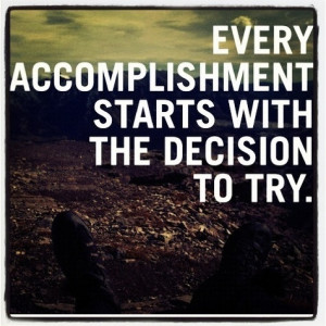 Try, try, and try again quotes