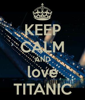 Love Titanic Romantic Story