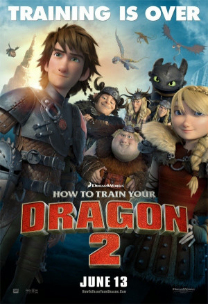 How to Train Your Dragon 2 – Movie Discussion