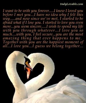 guess we belong together love cards 1223 i guess we belong together
