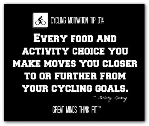 Cycling Motivation Tip and Quote #014