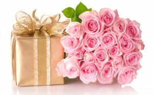 Happy Birthday Flower HD Wallpaper