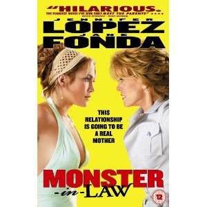 Jane Fonda; Jennifer Lopez; Wanda Sykes Monster In Law