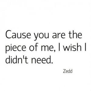 zedd. ♡
