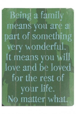 Family quotes and cute sayings meaningful life love
